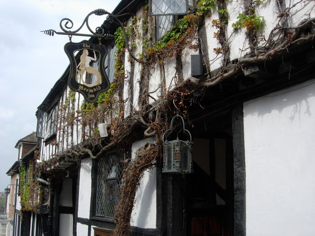 Rye: the Mermaid Inn