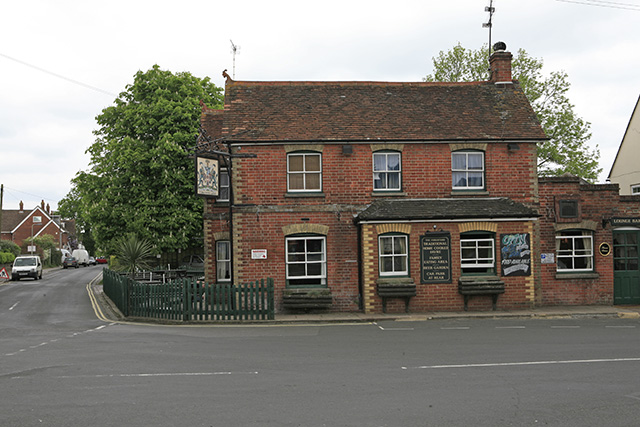 Foresters Arms pub, Brockenhurst
