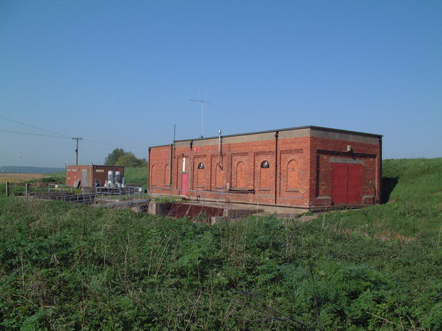 Gringley Pumping Station