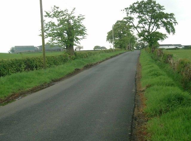 View to Raws farm