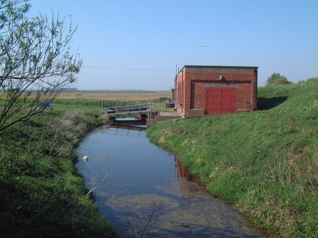 Gringley Pumping Station