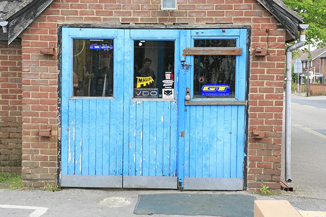 Cycle Repair Shed, Brockenhurst