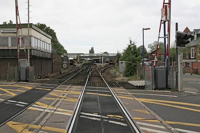 Brockenhurst Station