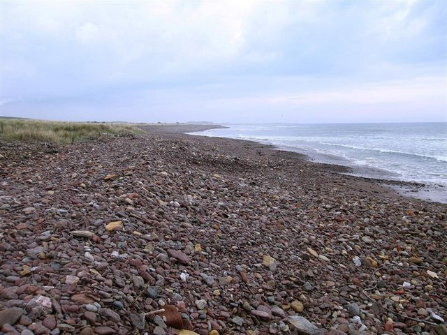 Shingle Beach, Skateraw