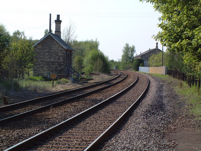 Site of Haxey Station