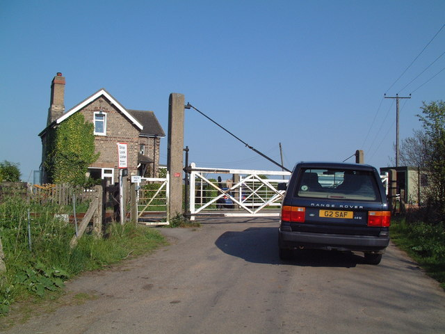 North Carr Crossing