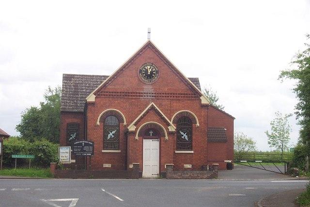 Essington Wood Methodist Church