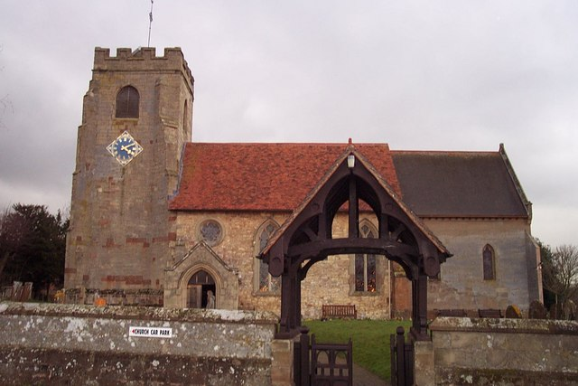 Radford Semele Church