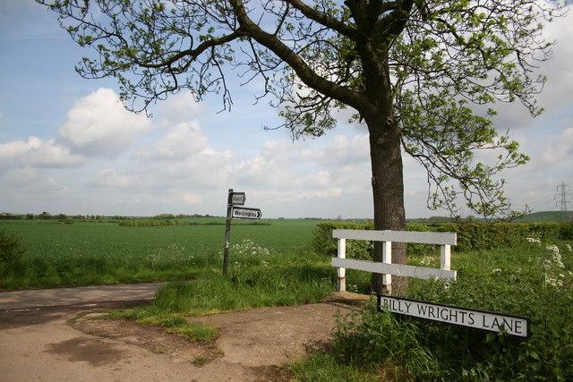 Billy Wrights Lane