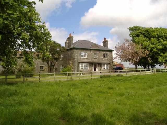 Farmhouse, Billown, Isle of Man