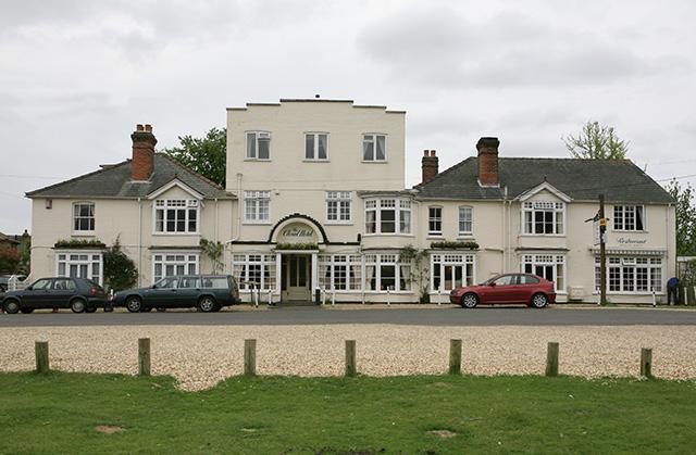 The Cloud Hotel, Meerut Lane, Brockenhurst