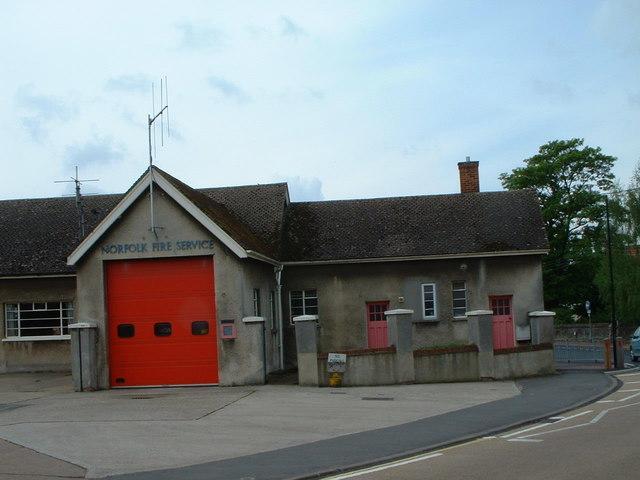 Fire Station, Downham Market.