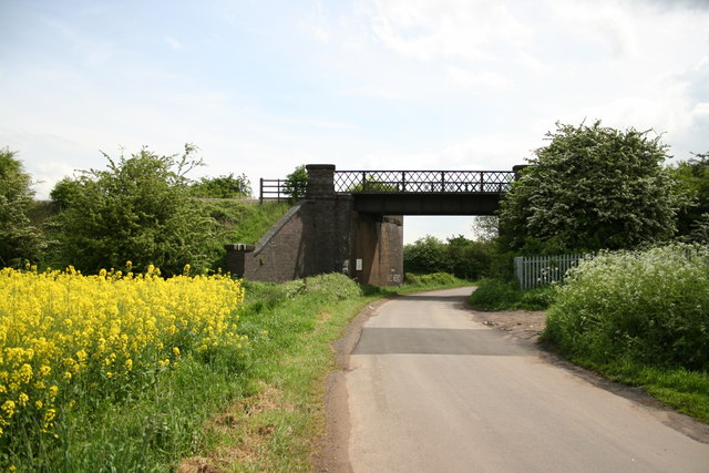 Wilsic Lane Bridge