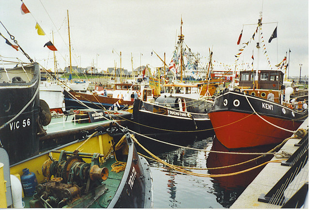 Tugboats, Chatham Navy Days 2002.
