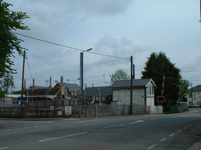 Signal box, Downham Market.