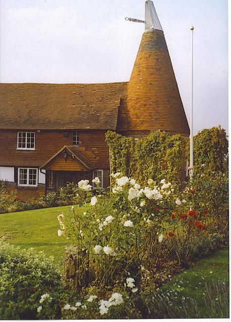 Oast House, Goudhurst.