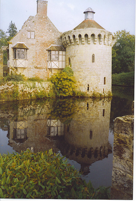 Scotney [Old] Castle.