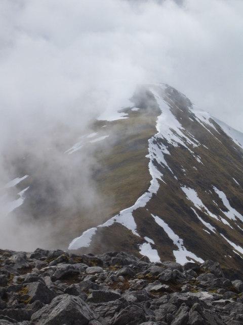 The North East Ridge of Sgurr a Choire Ghlais