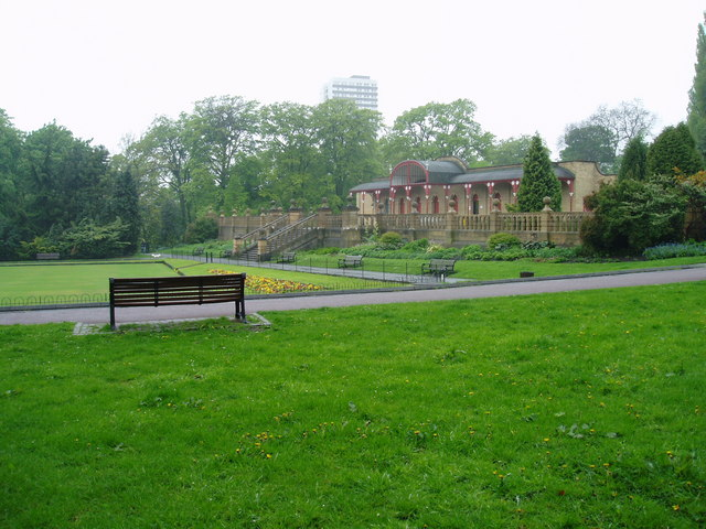 Jesmond Vale, Heaton, Newcastle upon Tyne, 15th May 2006