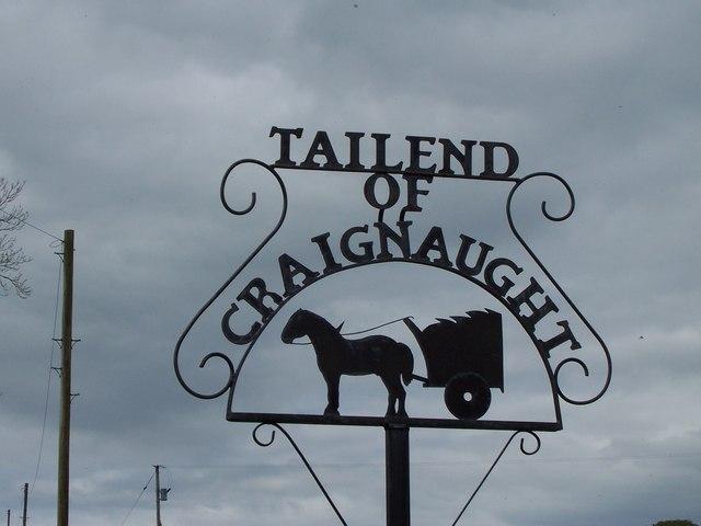 Farm sign