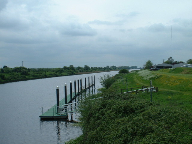 Great Ouse Relief Channel, Downham Market.