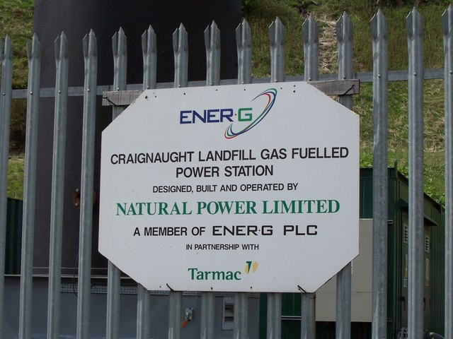 Natural Gas Power Station