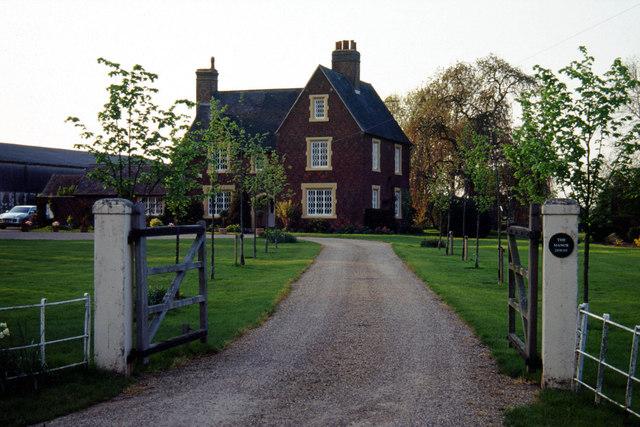 Manor Farm, Monks Kirby