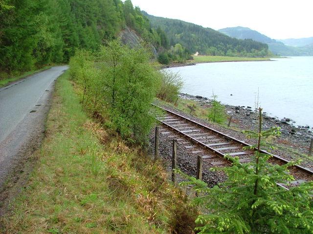 Road Rail and Loch