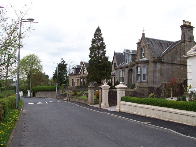 Old Glasgow Road, Stewarton