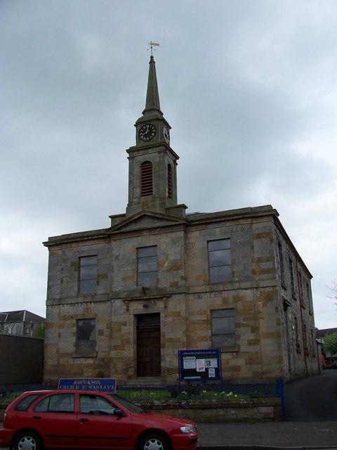 John Knox Church of Scotland