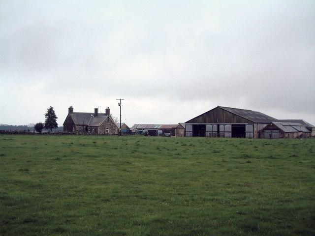 Innercraigie farm