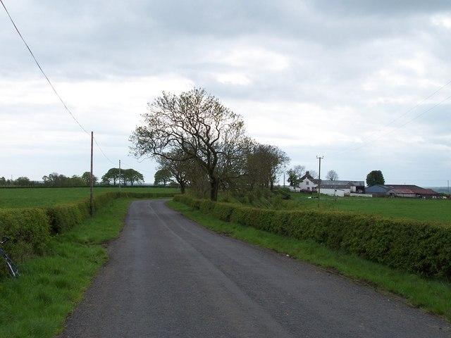 Low Gameshill Farm