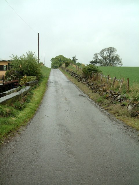 Williamston farm road