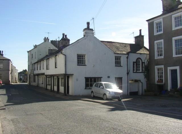 Chester Terrace, Main Street, Burton-in-Kendal