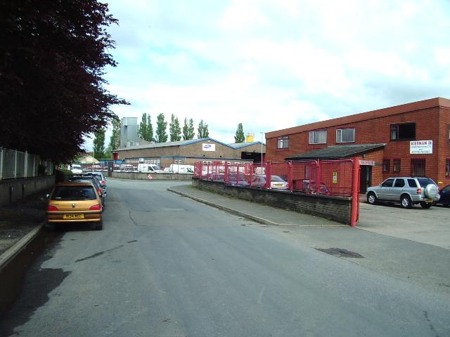 Rough Hey Road Industrial Estate