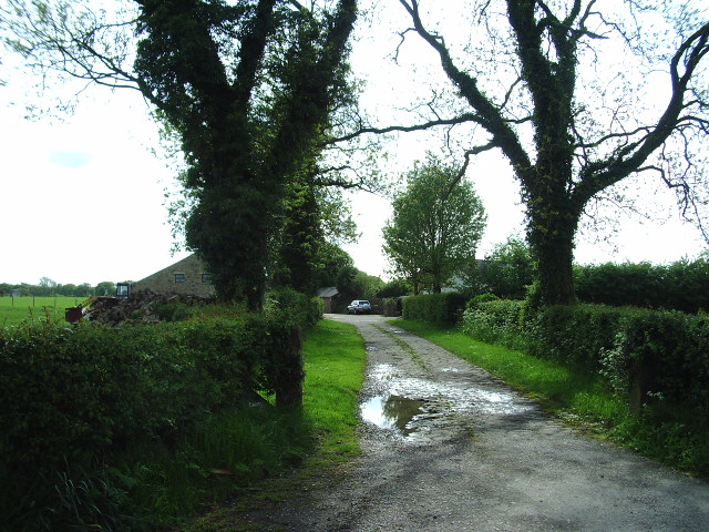 The Road to Chapel House