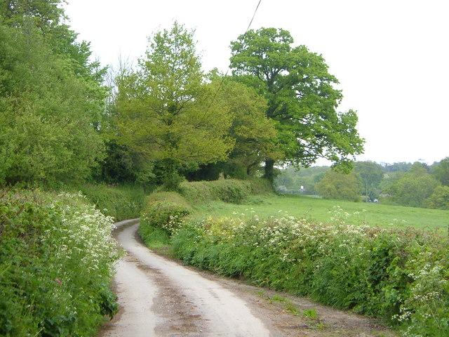 George Teign Lane, Ashton