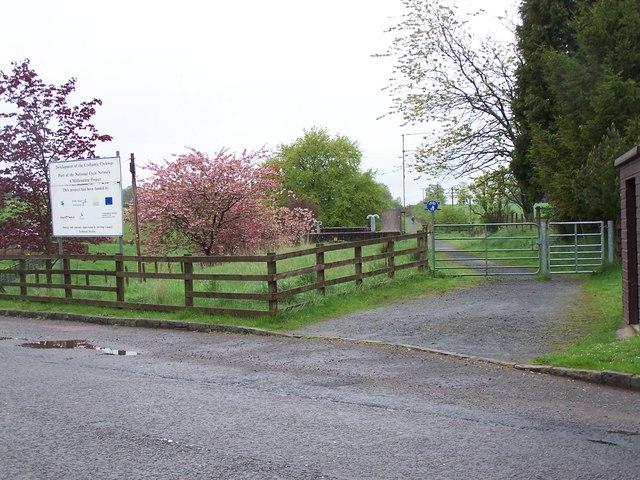 Croftamie Cycleway