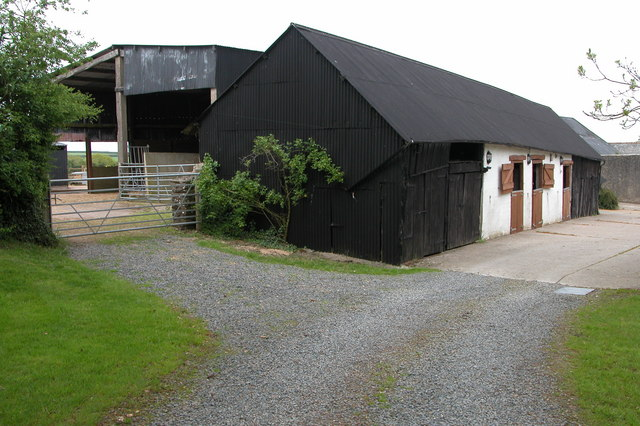 Stables at Hayne Barton, Burrington