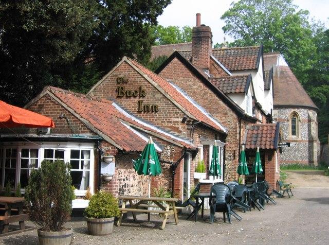 The Buck Inn, Thorpe