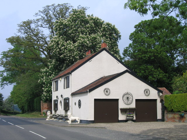 The Old Stracey, Kirby Bedon