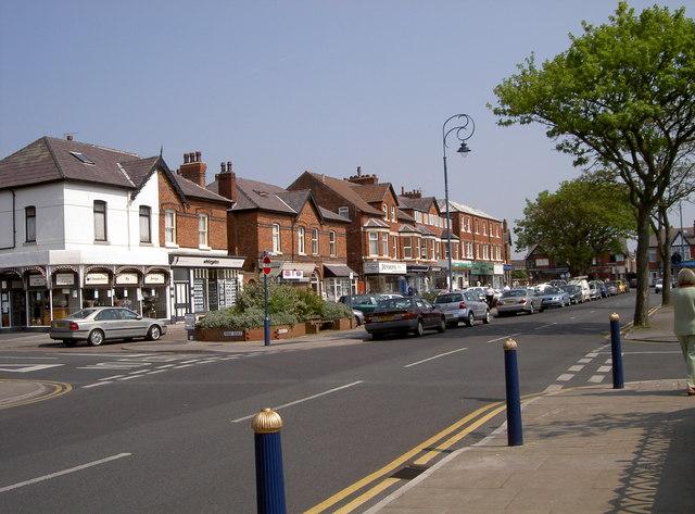 Wood Street, St Annes on Sea