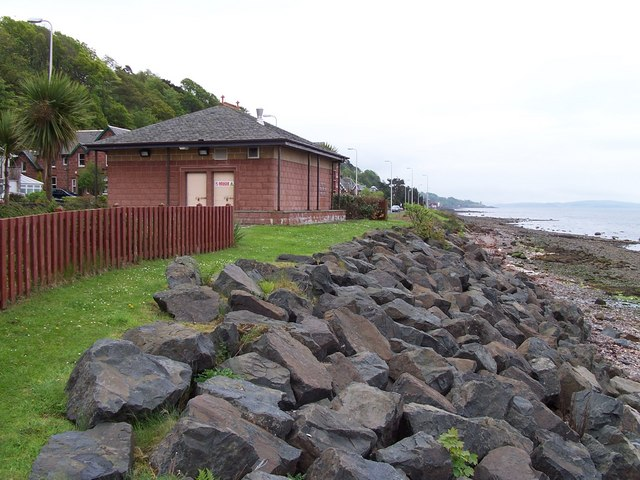 Shore Road Skelmorlie