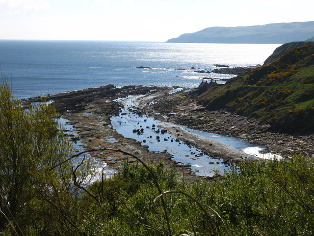 Dragging Rock, Cove