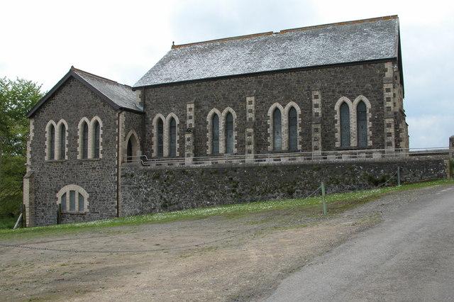 Methodist Church, Ashreigny