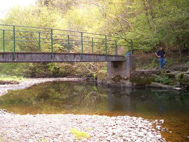 Squires Bridge over the Sirhowy