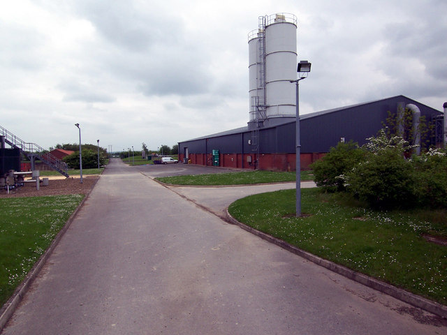 Anglian Water Pumping Station