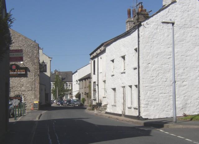 Main Street, Burton-in-Kendal