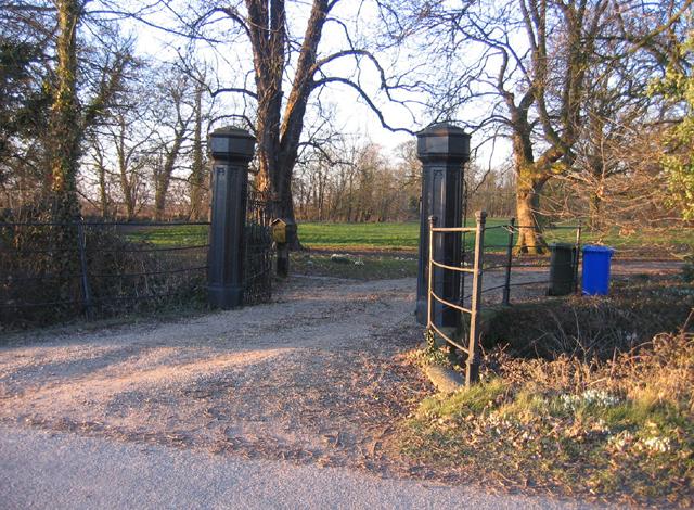 Abbey Gates, Swineshead, Lincs