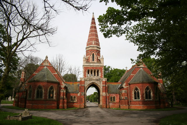 Cemetery Chapels